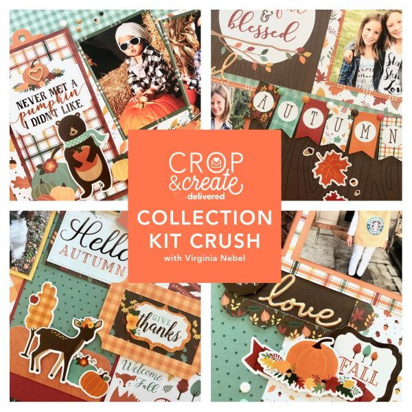Collection Kit Crush with Virginia Nebel