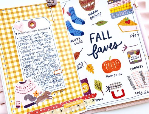 Fall Traveler's Notebook with Guest Layle Koncar!