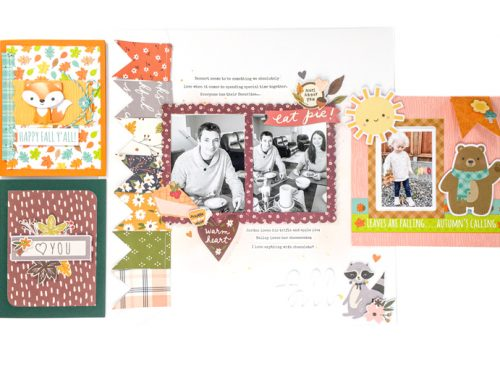 October Sampler Inspiration with Mari Clarke!