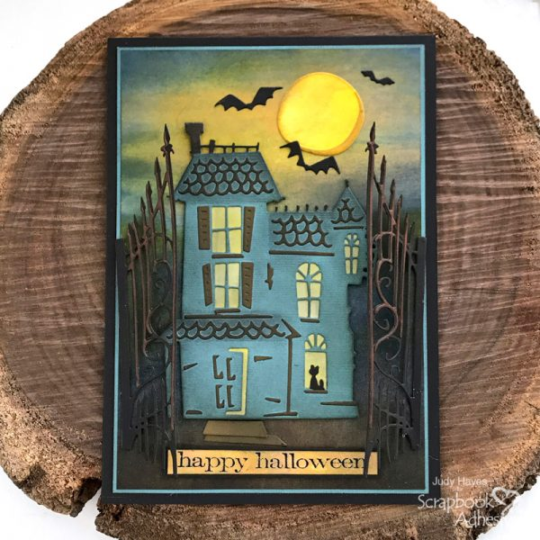 SCT-Magazine-SAby3L-Judy-Hayes-Happy-Halloween-Haunted-House-Card-01