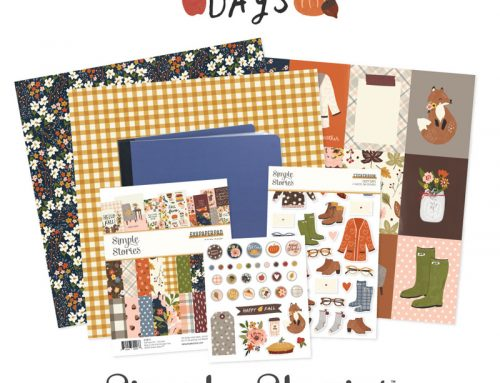 A Simple Stories Cozy Days Giveaway!