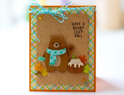 WCMD Patterned Paper Challenge with Latisha Yoast