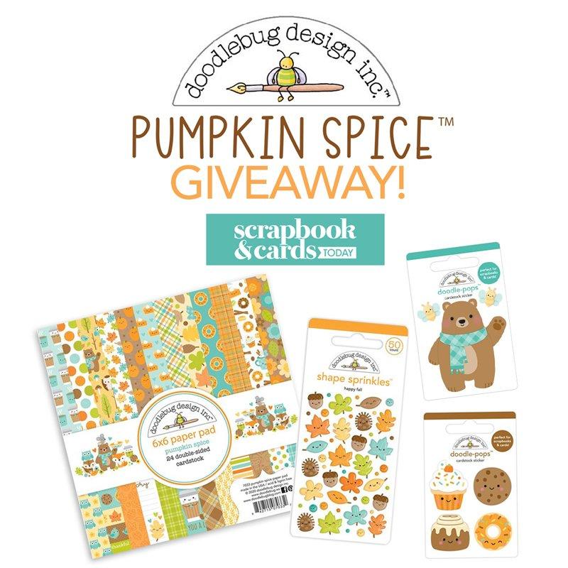 SCT-Magazine-WCMD-2020-Recipe-Challenge-Doodlebug-Pumpkin-Spice-Giveaway