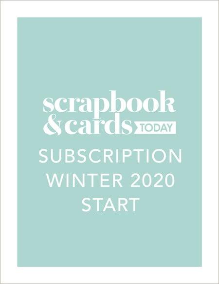 SCT WINTER 2020 SUBSCRIPTION START