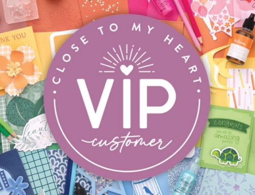 Introducing the Close to My Heart VIP Program!