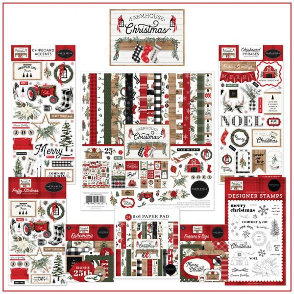 SCT-Magazine-Echo-Park-Paper-Carta-Bella-Farmhouse-Christmas-Giveaway