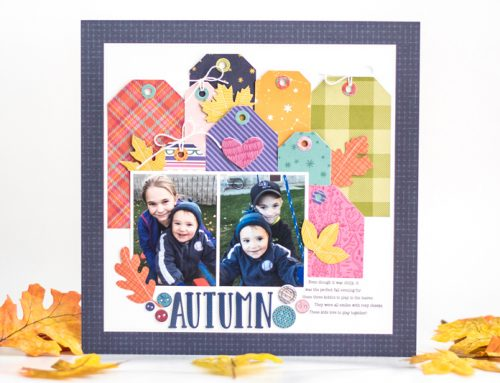 Saying Hello to Adventure with Keep it Simple Paper Crafts!