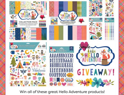 A Keep it Simple Paper Crafts Giveaway!