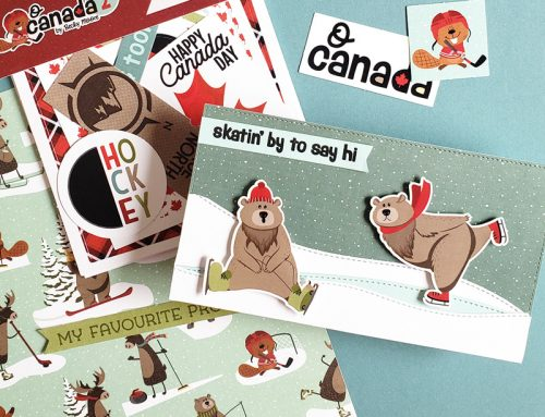 Introducing Oh Canada 2 with Photoplay Paper!