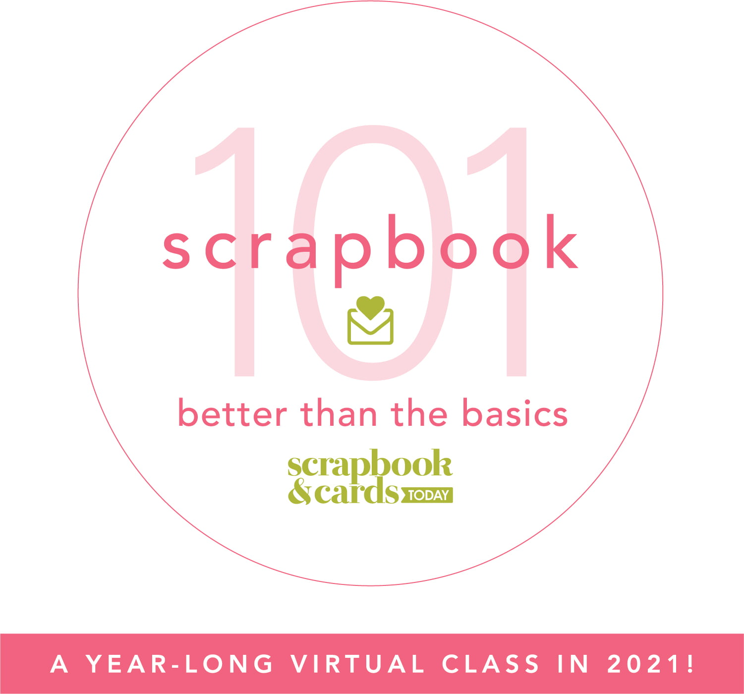 Scrapbook 101: Better than the Basics
