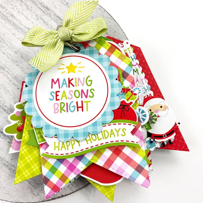 SCT-Magazine-Erica-Thompson-Doodlebug-Design-Night-Before-Christmas-Mini-Album-01