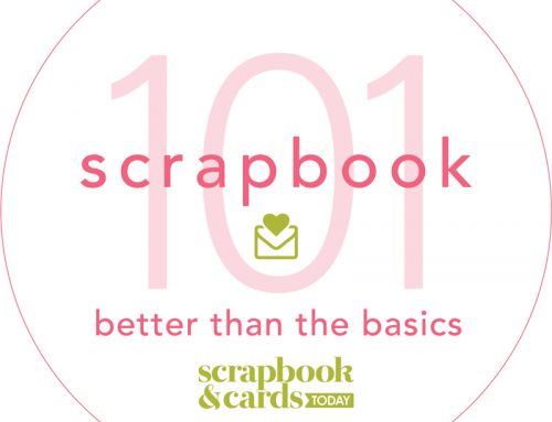 A Scrapbook 101: Better than the Basic Class Giveaway!