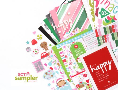 December Sampler Greetings with Gina K, Doodlebug Design, Close To My Heart & More!