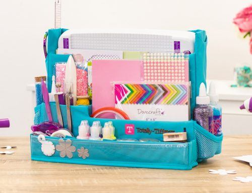 Get Organized with Totally Tiffany!