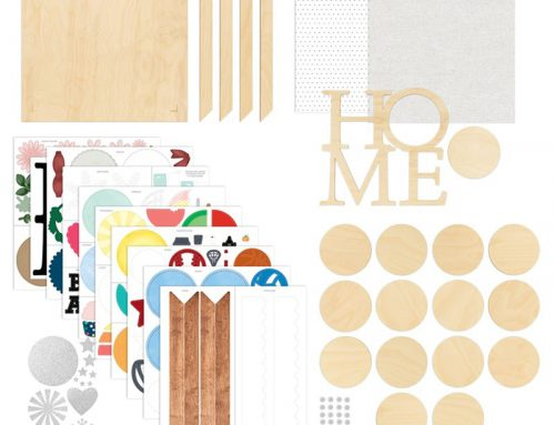 A Home Sweet Home Kit Giveaway from Close to My Heart!