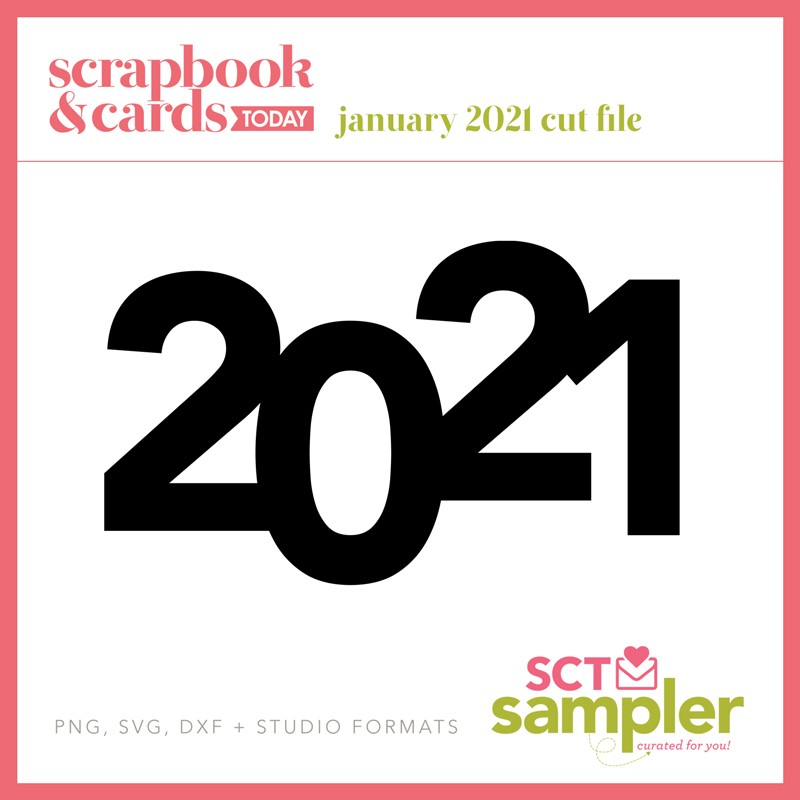 SCT Sampler January 2021 Cut File