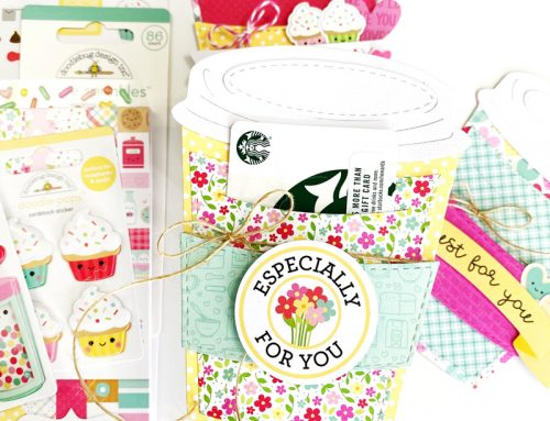 Cups of Love Gift Card Holders with Erica Thompson!