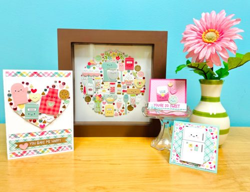 A Made With Love Giveaway from Doodlebug Design!