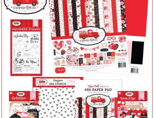 A Love Week Giveaway from Echo Park Paper!
