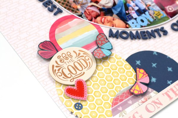 SCT Magazine - Scrapbook 101: BTTB - Moments of 2020 by Meghann Andrew