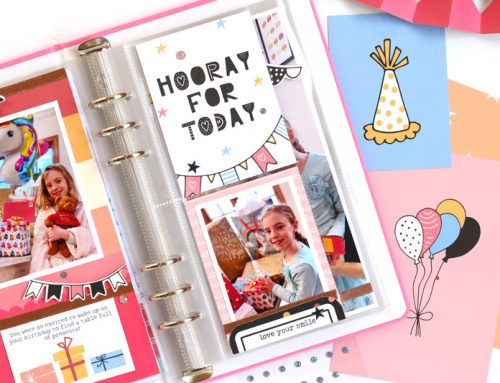 15th Birthday Week: Birthday Moments in Pockets with Meghann Andrew + GIVEAWAYS!