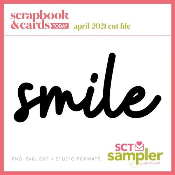 SCT Sampler - April 2021 Cut File