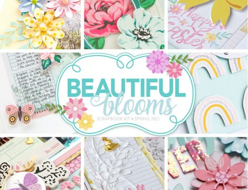 Introducing Beautiful Blooms, Our Newest SCT Delivered Kit!