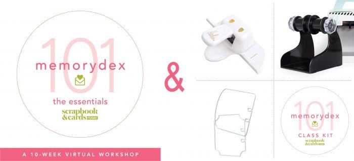 MemoryDex 101 Class & Package B