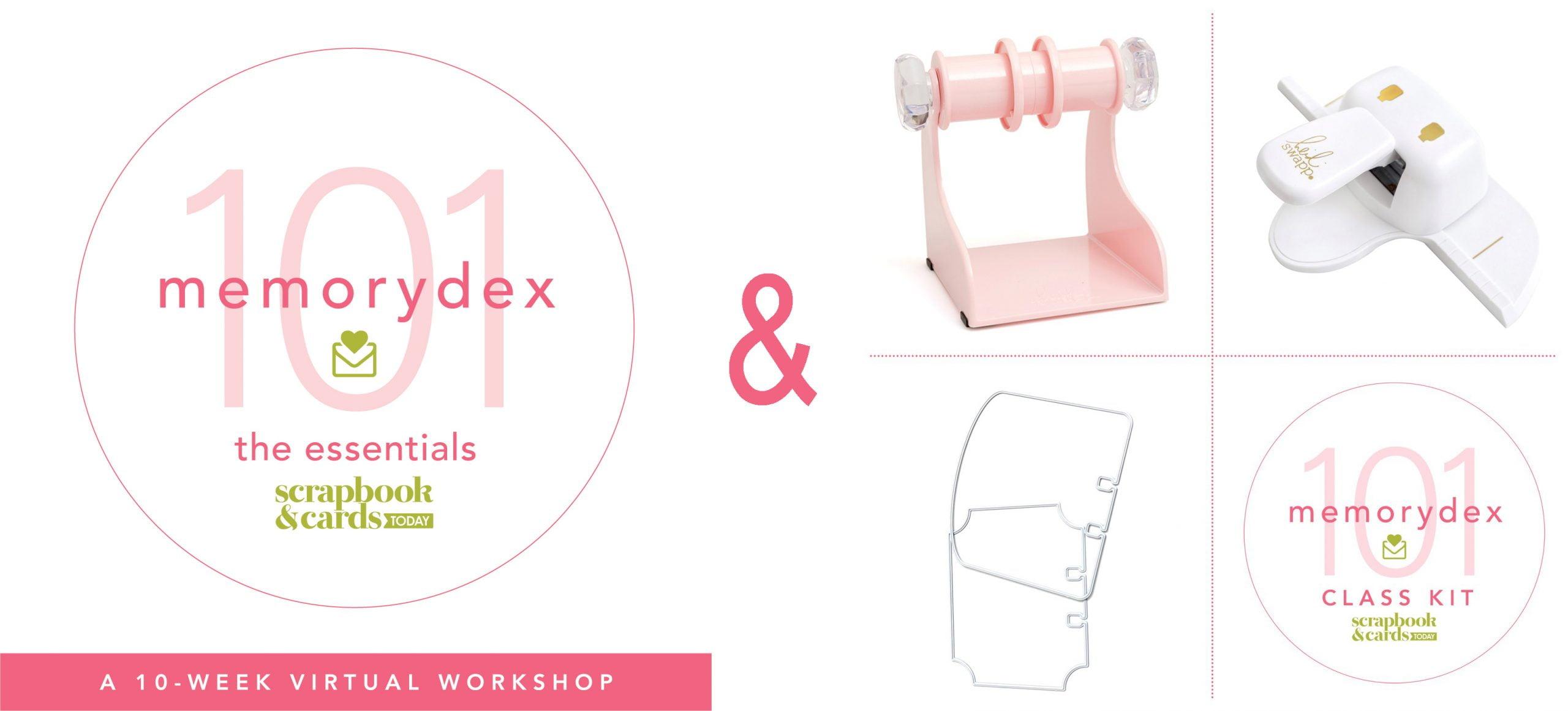 MemoryDex 101 Class & Package A