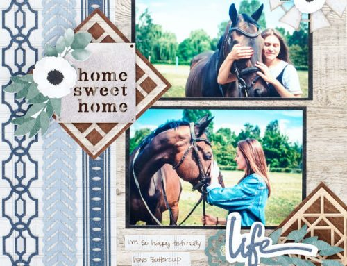 Introducing the Homestead collection from Creative Memories!