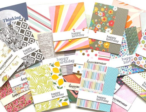 Magazine Monday: Playing with Patterns with Susan R. Opel