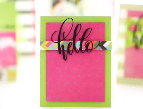 Tuesday Team Tip: Paper Pad Perfect Cards with Latisha Yoast