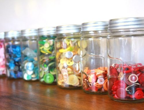Tuesday Team Tip: Organizing By Colour with Lisa Dickinson