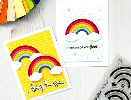 A Rainbow of Possibilities Cards with Mindy Eggen