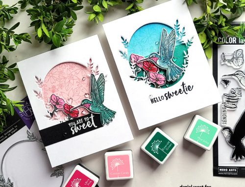 Whimsical Window Cards with Guest Daniel West!
