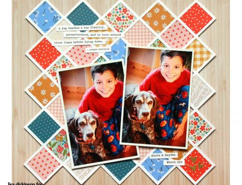 """""""Inspired By"""" Patchwork Designs with Lisa Dickinson"""