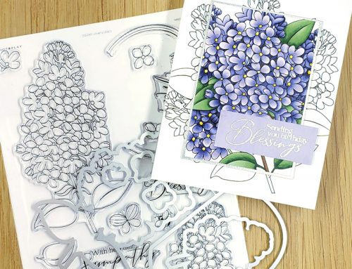 New Say it With Stamps from Photoplay Paper!