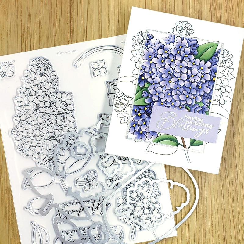New Say it With Stamps from Photoplay Paper! | Scrapbook & Cards Today  Magazine