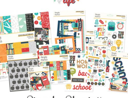 A School Life Giveaway from Simple Stories!