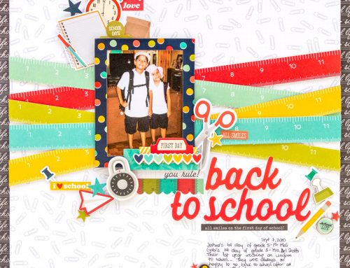 Introducing School Life from Simple Stories!