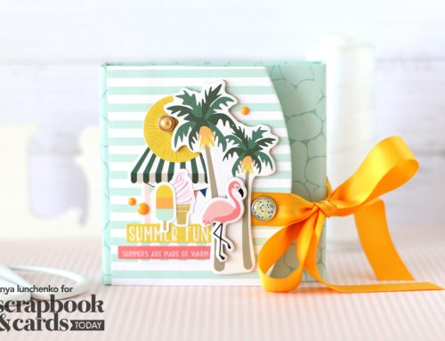 A Summer Memory-Filled Mini with Anya Lunchenko!