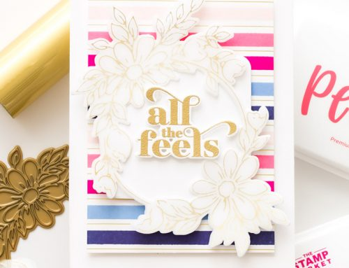 Pro Heat Foiling Tips with Guest Designer Angela Simpson!