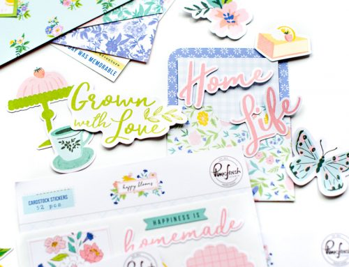 A Pinkfresh Studio Happy Blooms Giveaway!