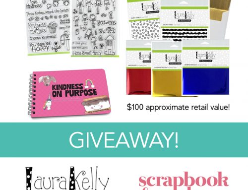 A Therm O Web Kindness on Purpose GIVEAWAY!